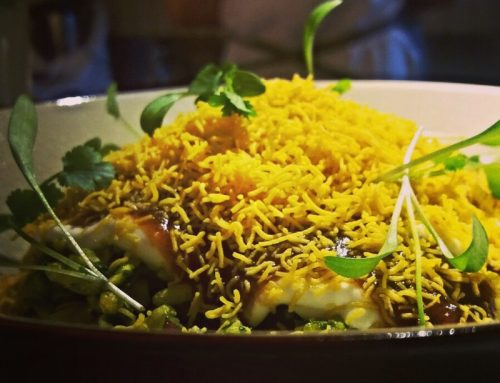 The Indian Street Food Phenomena: Bhel Puri