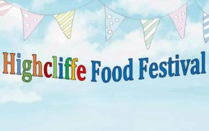 Hampshire Foods at Highcliffe Food Festival 2018